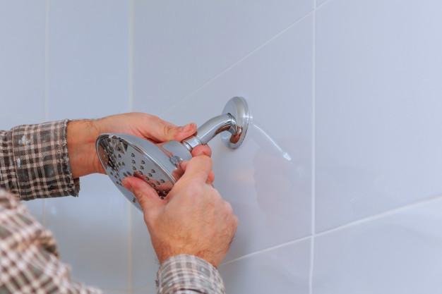 Power Shower Installation in Somerset